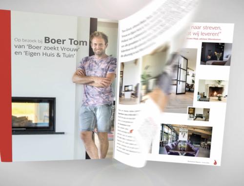 Warmtestore – Presentatie Magazine