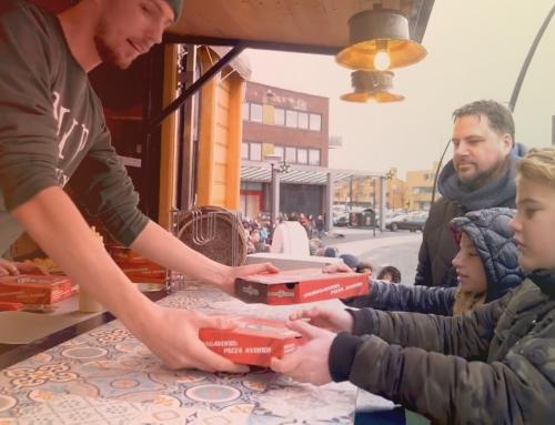 200ste vestiging New York Pizza